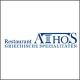 Restaurant Athos - Briefdrucksachen, Flyer, Plakate